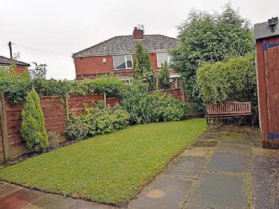 Kirkway, Blackley, Manchester - Patio