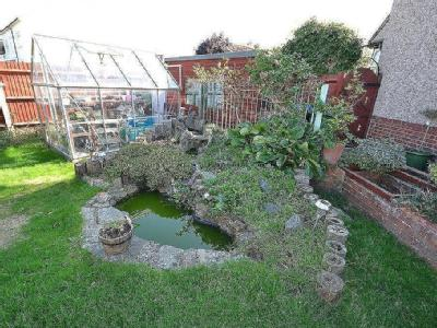 House for sale, West Molesey - Garden