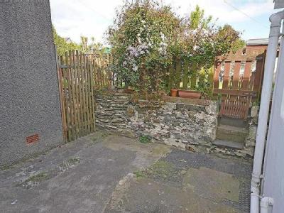 Robinson Row, Millom, Cumbria - Patio