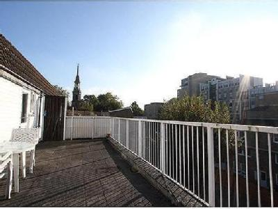 3 bedroom flat for sale - Wood Floor
