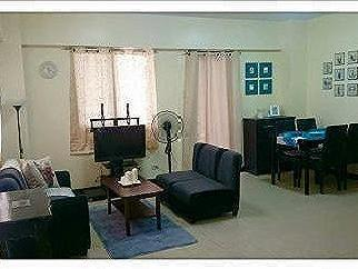 Flat to let Taguig City - Furnished