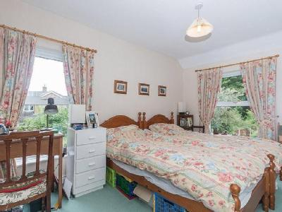 Old Station Road - Double Bedroom