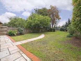 House for sale, Lynton Road - Garden