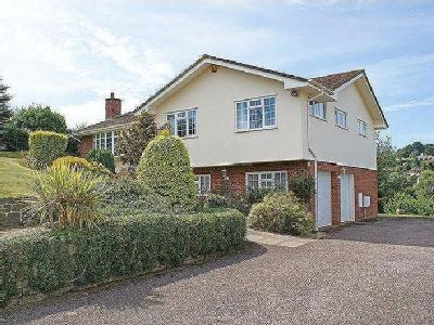 Knowle Road, Budleigh Salterton