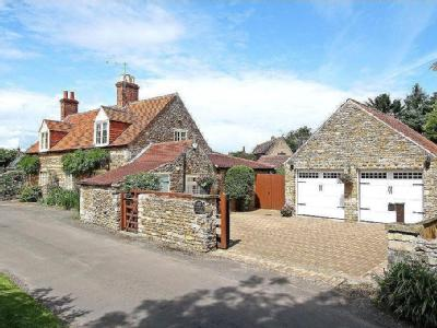 Corkscrew Cottage, Church Lane, Caythorpe, Grantham, Ng32