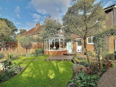 House for sale, West Wellow - Garden