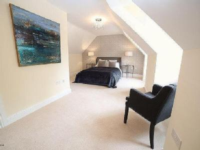 The Show Home, Downington, Off Moorgate, Stephen's Close, Lechlade