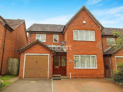 Foxes Meadow, Cotteridge - Detached