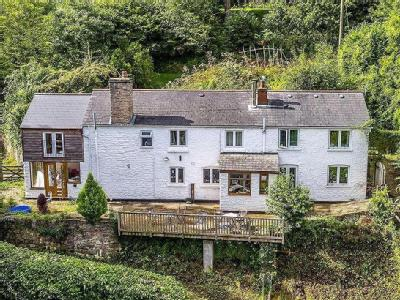 Meekswell Lane, Symonds Yat West, Herefordshire