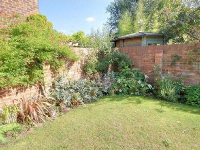 House for sale, South Stoke - Patio