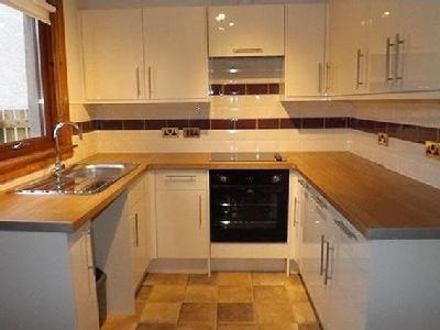 House to let, Alness, Iv17 - Garden
