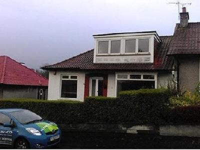 House to rent, Giffnock, G46 - Garden