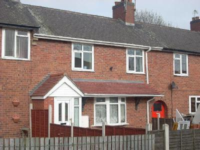 Cross Lane, Sedgley - Garden, Terrace