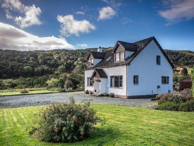 Birchwood, Achmore, Strome Ferry, Wester Ross, Iv53