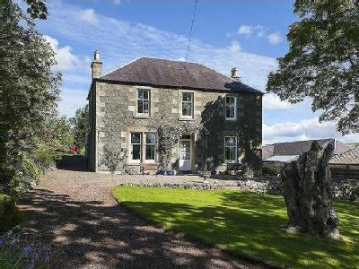 South Mains Farmhouse, Skirling, Biggar, South Lanarkshire, Ml12