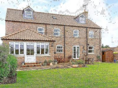 Canons Lodge, Hall Farm Court, Long Marston, Near Wetherby, Yo26