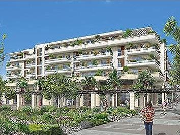 Appartement en vente, Le Cannet - Jardin