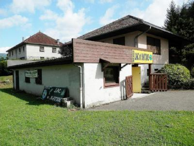 Vente immobilier dans l pin le lac for Bon garage chambery