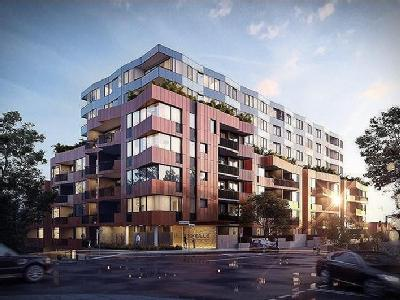 Bolton Street, Newcastle - New Build
