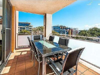 Flat for sale Anzac Parade - Balcony