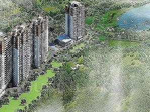 Prestige Misty Waters, Nagavara, Near 1st Main Road, Vayunandana Layout, Hebbal, Kempapura, Bangalore,