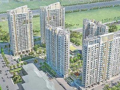 Residential Apartment, new Town Action Area-iii Unitech Duplex