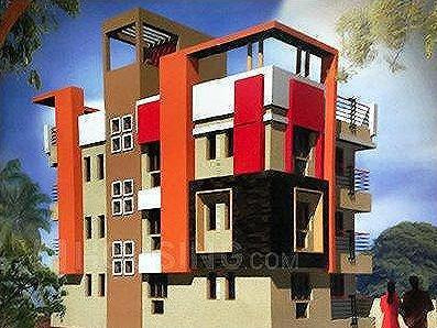 Aakash Apartment, Sarada Pally, Near 11 Nafar Chandra Das Road, Near James Paper House, Off James Long Sarani, Behala, Kolkata,