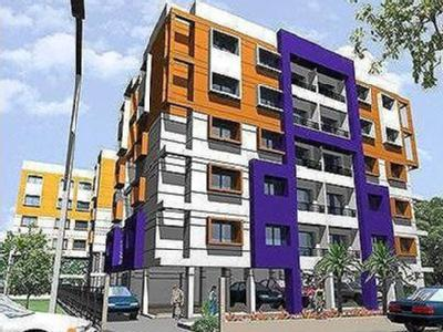 Devalya Apartment, Airport Area, Behala, Kolkata