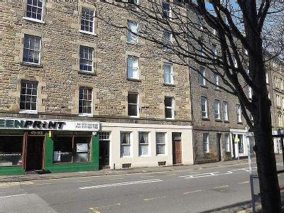 St Leonards Street, Edinburgh, Eh8