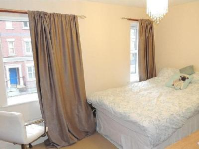 Flat for sale, Baker Street - Balcony