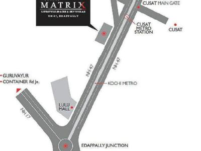 Nucleus Matrix, Edappally, kochi, kerala