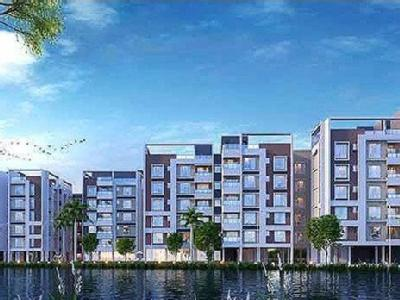 3BHK Bally Lake County, Bally, howrah, kolkata