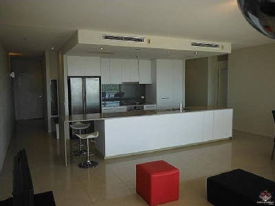 Flat to let River, Mackay - Penthouse
