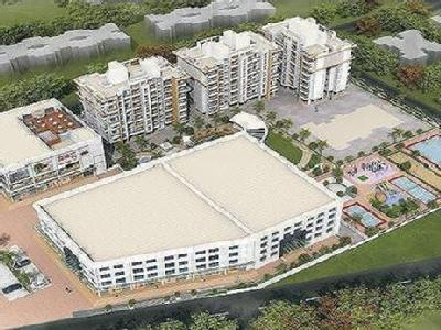Flat for sale, Shirur, Pune - Garden