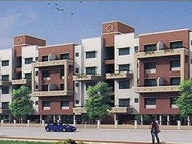 Flat for sale, Dhanori, Pune - Garden