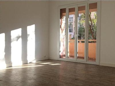 Appartement en location, Marseille - Balcon