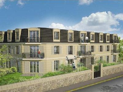 Appartement en vente, Chantilly - Jardin