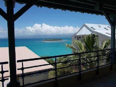 Le Gosier, Guadeloupe - Terrasse, Parking