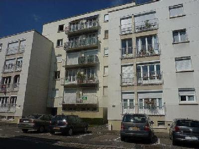 Appartement en location, Rouen - Balcon