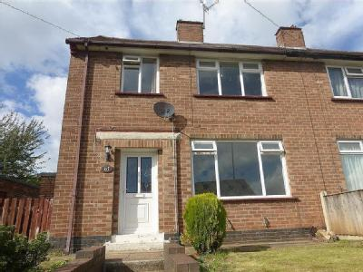 Arnhem Terrace, Spondon, De21 - Patio