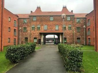 Hartley Court, Cliffe Vale St4
