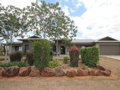 Axford Road, Charters Towers - Garden