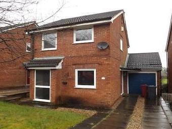 Harrier Drive, Blackburn Bb1 - Garden