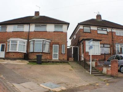 Bryngarth Crescent, Leicester, Le5