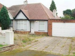 Alcester Road, Hollywood B47 - Patio