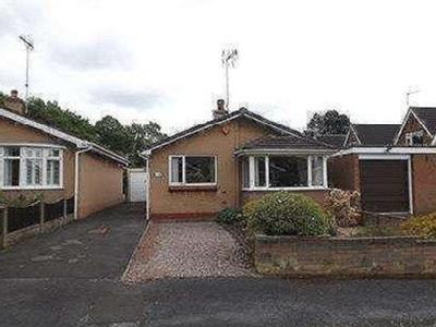 Forest Rise, Warsop, Mansfield, Nottinghamshire, Ng20