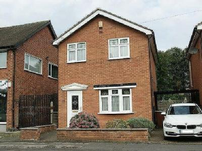 Cantrell Road, Bulwell, Ng6 - Garden
