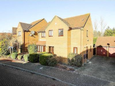 Cardwell Close, Emerson Valley, Mk4