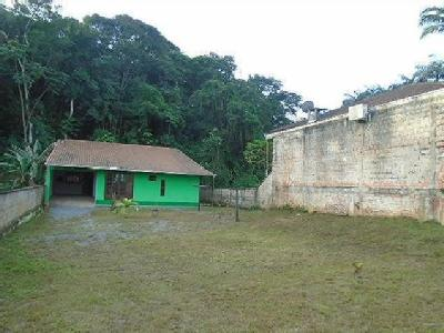 Floresta,Joinville,Santa Catarina, Casa