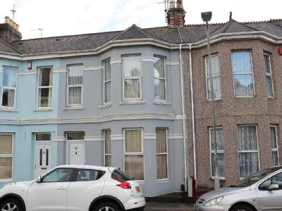 College Road, Plymouth, Pl2 - Garden